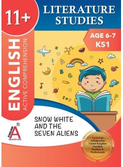 Snow White and the Seven Aliens - Laurence Anholt and Arthur Robins